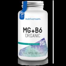 Nutriversum MG+B6 - 100 tabletta - VITA