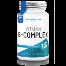 Nutriversum B-Complex - 60 tabletta - VITA