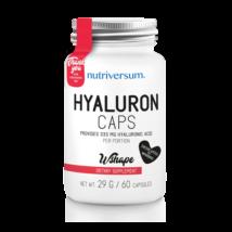 Nutriversum Hyaluron - 60 kapszula - WSHAPE