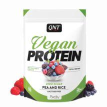 QNT Vegan Protein - 500 g - erdei-gyümölcs