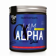 Nutriversum I am Alpha - 300 g - DARK