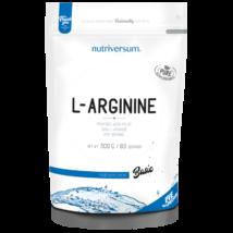 Nutriversum L-Arginine - 500g - BASIC