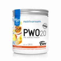 Nutriversum PWO 2.0 Edzés előtti formula - 210 g