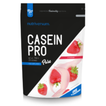 Nutriversum Casein PRO fehérje - 700 g - PURE