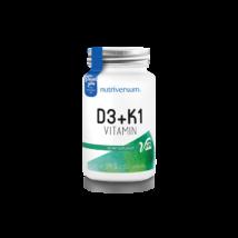 Nutriversum D3+K1 - 60 kapszula - VITA