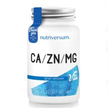 Nutriversum CA-ZN-MG - 60 tabletta - VITA