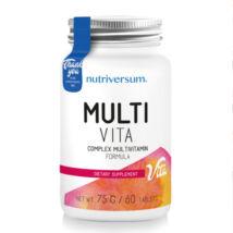 Nutriversum Multi Vita - 60 tabletta