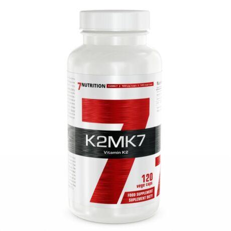 K2 MK7 - 120 kapszula - 7Nutrition
