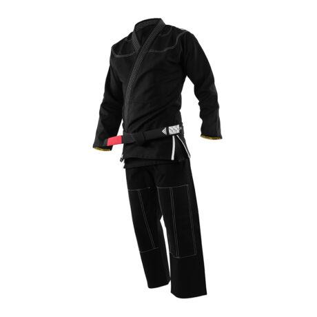 Adidas Jiu-Jitsu Ruha - JJ350 - fekete - A0