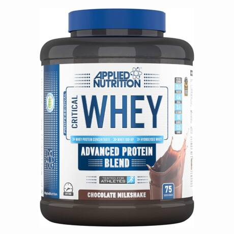 Critical Whey - 2270g - Applied Nutrition - csokoládé