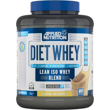 Diet Whey - 2000 g - Applied Nutrition - banán