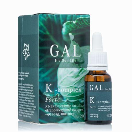 K-vitamin komplex Forte - 60 adag - GAL