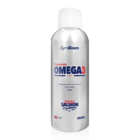 GymBeam Premium Omega 3 - 250 ml - Citrus