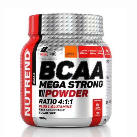 BCAA Mega Strong Powder - Nutrend - 300 g