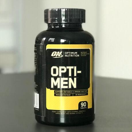 Optimum Nutrition - Opti-Men - 90 tabletta