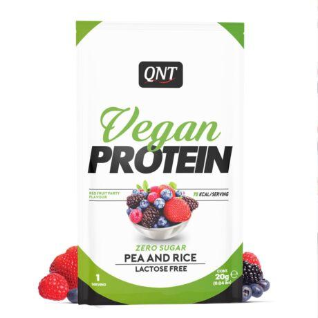 QNT Vegan Protein - 20 g - erdei-gyümölcs