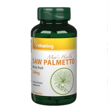 Fűrészpálma - 540 mg - Vitaking