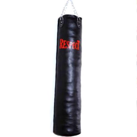 Boxzsák - 160 cm X 35 cm - műbőr - Respect