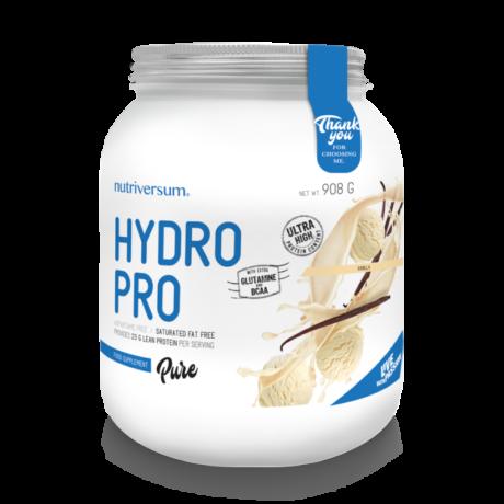 Hydro PRO - 908 g - Nutriversum - vanília