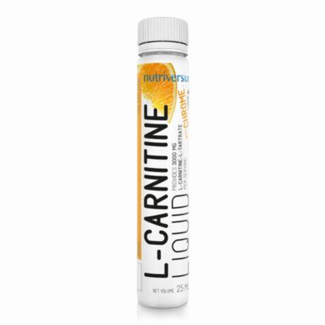 Nutriversum L-Carnitine 3 000 mg - 25 ml - FLOW