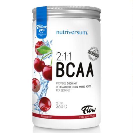 Nutriversum BCAA Flow - 360 g - meggy