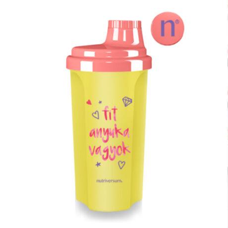 Shaker - 500 ml - FitAnyuka - Nutriversum