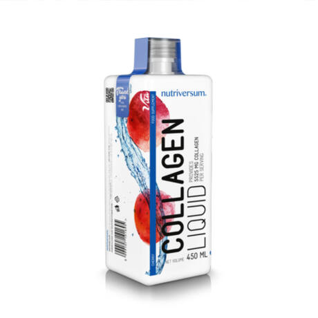 Collagen liquid Vita - 450 ml - Nutriversum - cseresznye